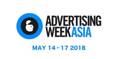 CEO&Founder is going to participate in 3rd Advertising Week Asia 2018 as a moderator