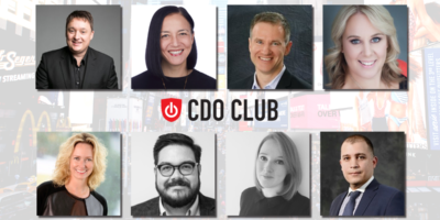 Chief DIGITAL Officer JOBS Update for August 2018