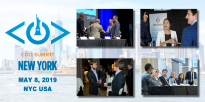 Save The Date: May 8, 2019 The 7th Annual NYC CDO Summit at Columbia University!