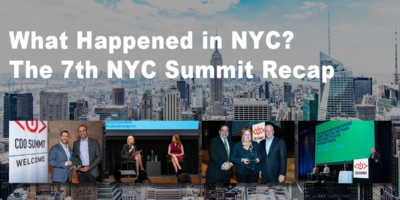 What Happened in NYC? The 7th NYC CDO Summit Recap