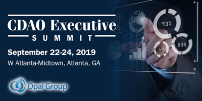 The CDAO Executive Summit; New CDO JOBS Below = Get Our Global Recruiter Rolodex!