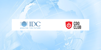 IDC Named Exclusive Research Partner to CDO Club & Presenting Analyst Partner of CDO Summit
