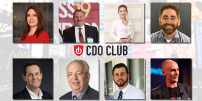 Chief Data/Analytics Officer JOBS Update for July 2020 Open CDO JOBS at ACLU, Aetna, Fujitsu, Mayo Clinic, Manulife, SAATCHI & SAATCHI, more