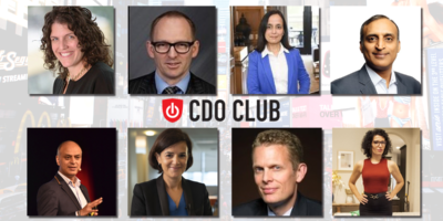 Chief Digital Officer JOBS Update Through October 2020 First-Ever Global CDO Summit on January 19, 2021!