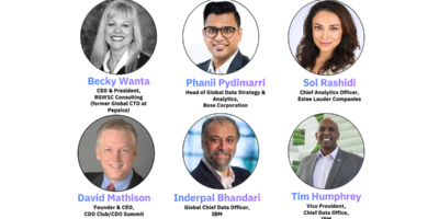 """Join IBM CDO/CTO Summit Ep 2 """"CDOs and CTOs Leading in Turbulent Times"""" on April 21, 2021"""
