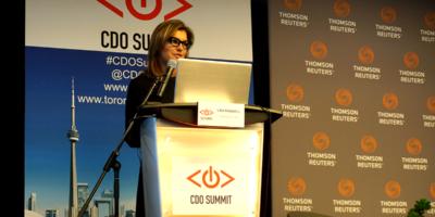 CDO Summit Torontoで何が起きたのか?