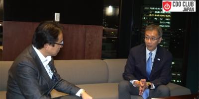 デジタル社会の実現にむけて東京大学藤井理事・副学長とCDO Club Japan代表理事の加茂純がCDO Summit Tokyo 2020 Winterにて 対談
