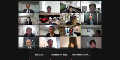 第1回DXテーマ研究会(組織・人事)を開催